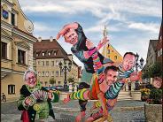 Friedberg: Sie ringen gut vorbereitet ums Rathaus