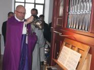 Weihe I: Jede Orgelpfeife trägt zum Wohlklang bei
