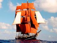 """Reisebericht: Unterwegs auf dem historischen Großsegler """"Eye of the Wind"""""""