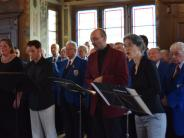 Matinee:  Sonntagslied erklingt im Rathaussaal