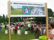 Kissing: 300 Gegner der Augsburger Osttangente radeln bis Kissing