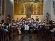 Musik: Die Zuhörer strömen zur keltischen Messe
