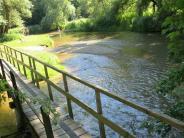 Rätselhafte Orte: Ein Kampf zweier Flüsse: Warum die Paar dem Lechtal entflieht