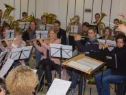 Premiere in Mering: Kolpingkapelle bricht mit einer Tradition