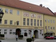 Gastronomie in Friedberg: Am Marienplatz fließt bald Münchner Bier