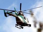 Tattenhausen: Hubschrauber sucht nach Einbrechern