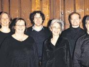Konzert: Gesang über Schmerz, Hoffnung und Freude