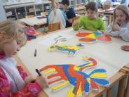 Projekt: Grundschüler entdecken die surreale Welt von Miró
