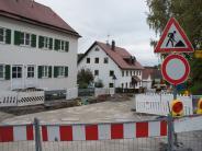 """Straßen in Kissing: """"Baubetrug"""" lässt die Kosten deutlich steigen"""