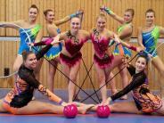Rhythmische Gymnastik: Triumph im Bundesfinale