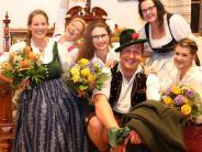 : Bayerische Kultur beim Heimatabend der Bayermünchinger Trachtler
