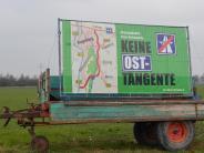 Verkehr in Merhcing: Merching ist gegen den Moloch Osttangente