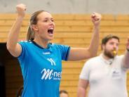 Sportskanone: Harmonie geht ihr über alles