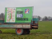 Verkehr im Wittelsbacher Land: Kleingärtner wollen nicht an der Autobahn leben