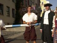 Friedberger Zeit: Die Zöllner bereiten sich auf das Altstadtfest vor
