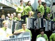 Kultur im Wittelsbacher Land: Meringer Musiker sind Vizeweltmeister