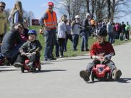 Wettbewerb: Auf heißen Reifen geht's bergab