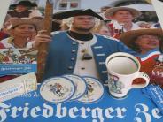 Altstadtfest: Der Mann mit der Hellebarde macht die Runde