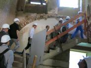 Sanierung: Nachrüsten im Wittelsbacher Schloss