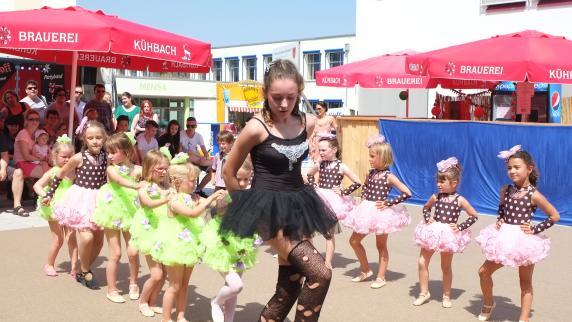 Jubiläum am Rathausplatz: 20 Jahre Kissinger Brunnenfest