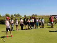 Merching: Lieber Golfen als Sportunterricht