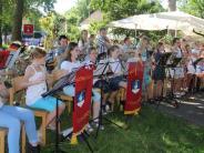 Konzert: Jugendmusiker beweisen viel Ausdauer bei Tournee