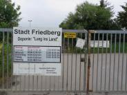 Abfallwirtschaft: Wertstoffhof ist eine Woche lang dicht