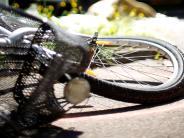 Merching: Betrunkener Radler stürzt und verletzt sich am Kopf