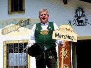 Vereinsheim: Das Trachtenheim ist sein zweites Wohnzimmer
