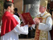Kirche: Aichach empfängt die neuen Glocken