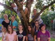 Jugendband in Merching: Sie rocken die Kirche