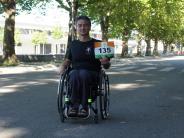 Halbmarathon in Kissing: Das Leben im Rollstuhl als zweite Chance