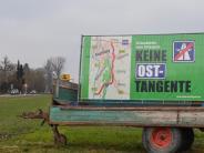 Verkehr in Merching: Merching will bei der Osttangente nicht zum Verlierer werden