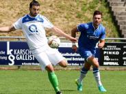 Landesliga Südwest: Kissing hat Sorgen