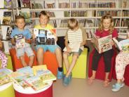 Angebot: In Merching fühlen sich Leseratten wohl