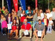 Jubiläum beim TSV: Auf Friedbergs Schwimmer ist Verlass
