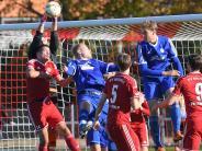 Landesliga Südwest: Mering holt mal einen Punkt