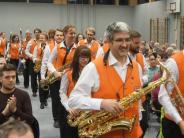 : Kolpingkapelle Mering präsentiert sich beim Herbstkonzert in XXL