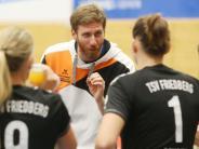 Volleyball: TSV-Spielerinnen treten gegen Tabellennachbar an