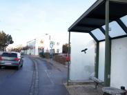 Bauausschuss: Bushaltestelle steht auf fremdem Grund