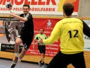 Bayernliga: Friedberger Handballerkontern Anzing aus