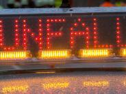 Unfall bei Freienried: Zwei Verletzte und über 12 000 Euro Schaden