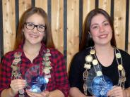Merching: Königsketten zieren in Merching heuer nur die Frauen