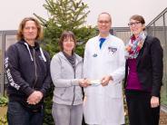 : Rekordergebnis: 10075 Euro für die Kinderklinik