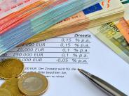 Finanzmarkt im Wittelsbacher Land: Im Zinstal können Stiftungen weniger helfen