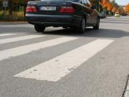 Verkehr: Wenn der Zebrastreifen zur Gefahr wird