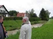 : Hochwasserschutz läuft in Merching an