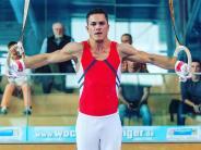 Sportskanone: Durner ist natürlich ein Turner