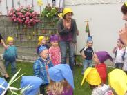 Bürgerzentrum für Mering: Marionettenbühne und Bienenkorb müssten weichen