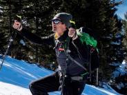 Bergsteigen: Trotz Behinderung erobert er die höchsten Berge